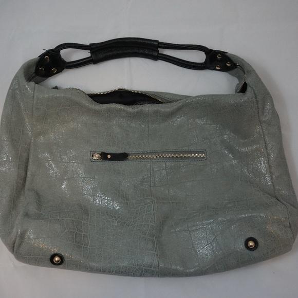 Lola Bernard Handbags - Lola Bernard large hobo gray bag